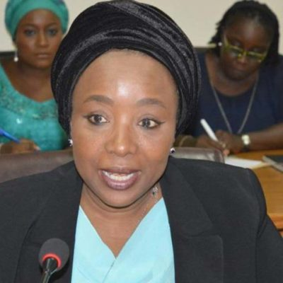 Ikeazor promises to speak for pensioners as she leaves PITAD