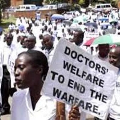 How Abia Doctors Suspended Conference Over Kidnapped Member