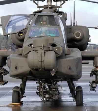 NAF to deploy additional fighter jets, helicopter gunships to North East