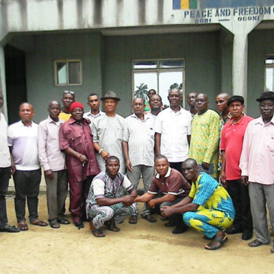 Oil Resumption Campaigners Behind Gangsters in Ogoni Says MOSOP
