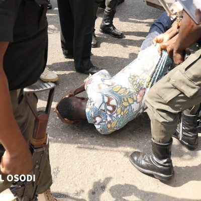 RevolutionNow: Outrage greets clampdown, police arraign protesters