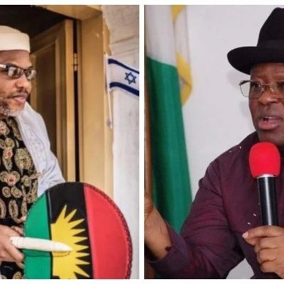 South East Govs Remain Saboteurs and Traitors – Nnamdi Kanu