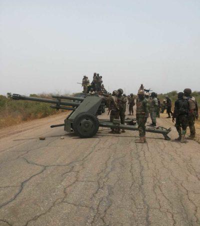 Nigerian Army showcases capabilities at Abuja fair