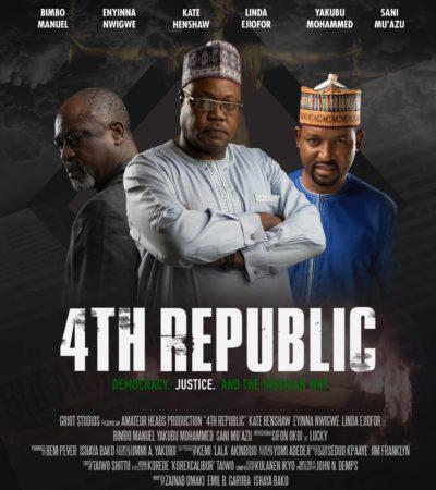 Ishaya Bako's 4th Republic Movie Screens Across Nigerian Universities