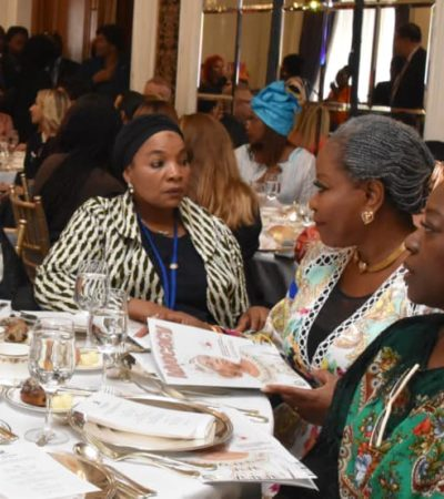 """Aisha Buhari Joins African First Ladies To launch """"Hands off our Girls"""" Campaign"""