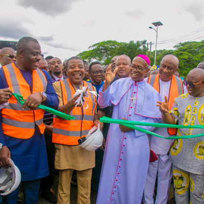 Gov. Ihedioha flags off 81km urban roads construction, reconstruction of Technical Colleges