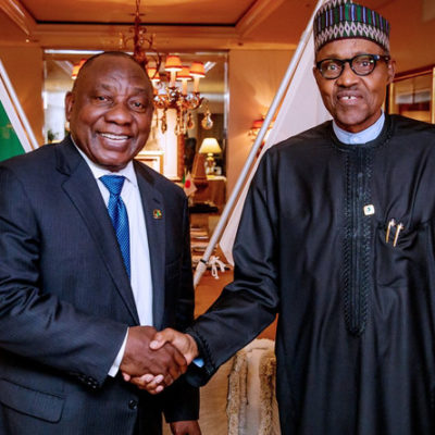 Relationship with South Africa Will Remain Solid – Buhari