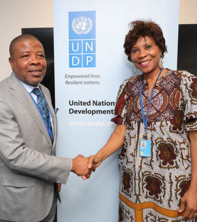 UNGA74: Ihedioha Seeks UNDP Collaboration To Develop Imo