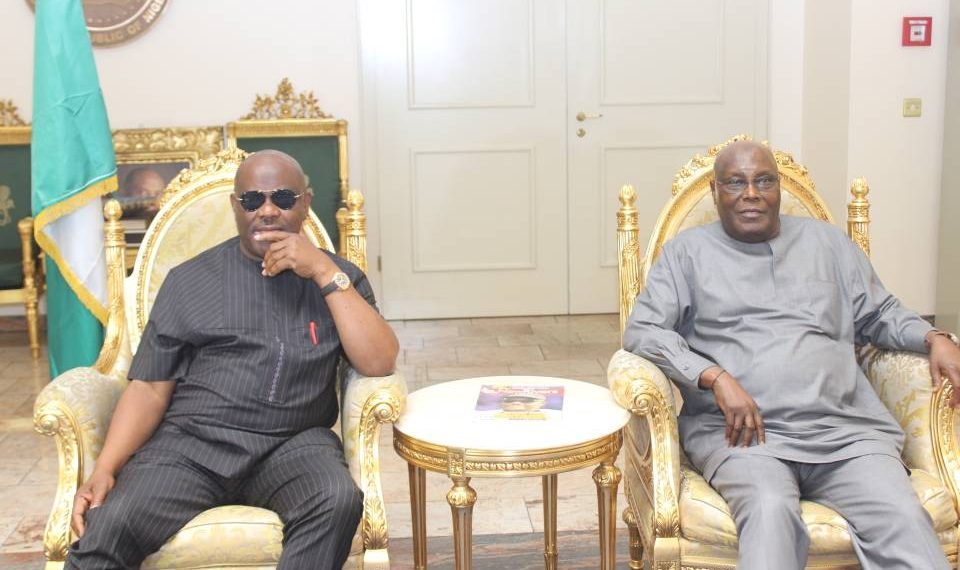 Crisis looms in PDP: Wike, Atiku fight for control