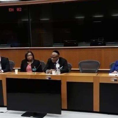 Nnamdi Kanu's speech at the EU Parliament on 10th September, 2019