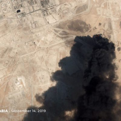 Middle East Mystery Theater: Who Attacked Saudi Arabia's Oil Supply?