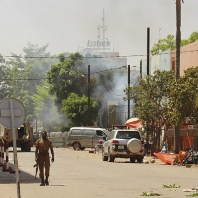 More than 29 killed in twin attacks in northern Burkina Faso