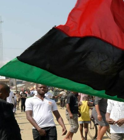 """""""Take Your Soldiers To The North, Leave The South East"""" – IPOB"""