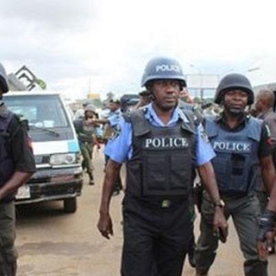 Police arrest Eket man for allegedly burning son to death