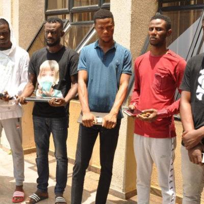 EFCC Nabs Abuja Yahoo YahooBoys