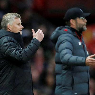 Mourinho and Solskjaer fire back at Klopp