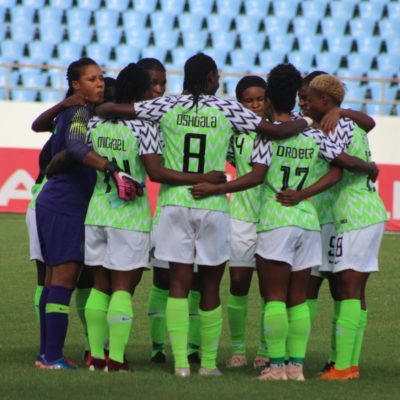 Again, Super Falcons fail to book Olympic ticket