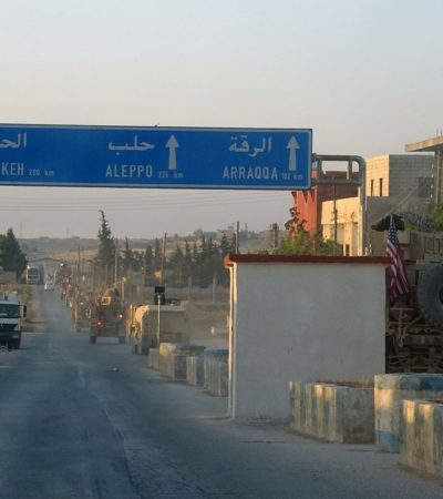 Pentagon warns Turkey not to invade Syria