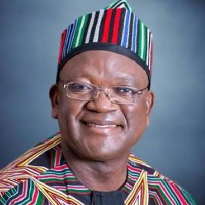 2023 Benue Guber: I Will Not Annoint Any Candidate – Ortom