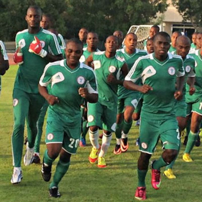 Golden Eaglets lose 1-2 to Sao Paulo in friendly