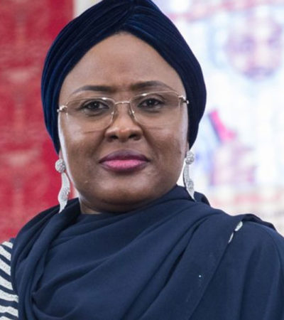 First Lady calls for urgent action to protect girl-child against abuse