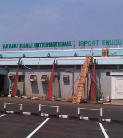 Pan-Igbo group lauds President Buhari for express approval of N10bn for Akanu Ibiam Inter'l Airport