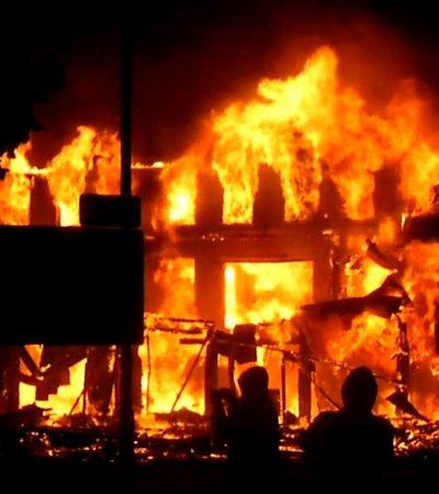 Boko Haram: Emir's palace set ablaze in Yobe attack