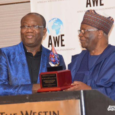 Gov Kayode Fayemi Honored In New Jersey