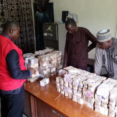 EFCC Recovers N65m from Zamfara INEC Office