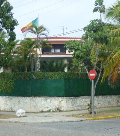 Nigerian Embassy in Benin Republic not attacked, Ambassador says