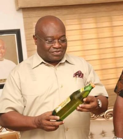 Return Of Golden Guinea…Positive Sign For The Abia Economy – Ikpeazu
