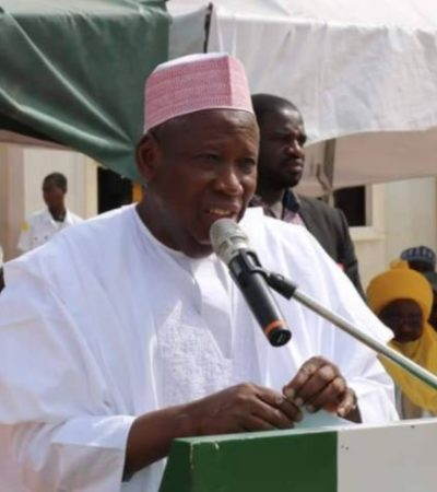 Ganduje Presents Employment Letters To Newly 920 Health Workers
