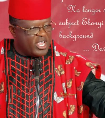 Umahi swears in 14 new permanent secretaries