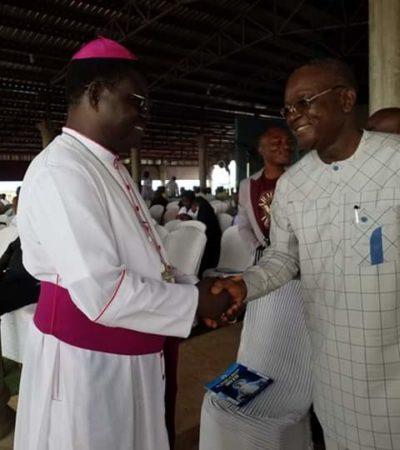 Ayati Pilgrimage: Bishop Anagbe Warns Against Wrong Use Of Social Media