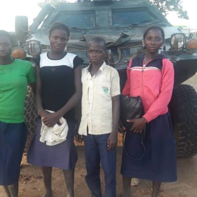 Troops rescue 4 more abducted  students in Kaduna