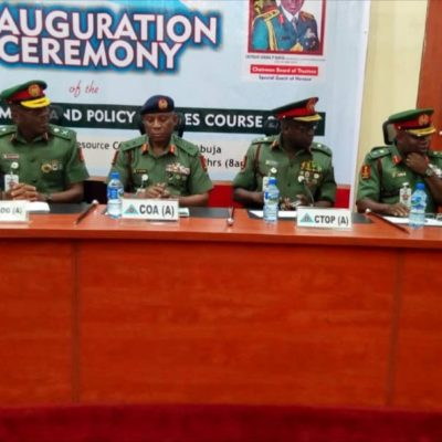 Army committed to developing capacity of officers – Buratai