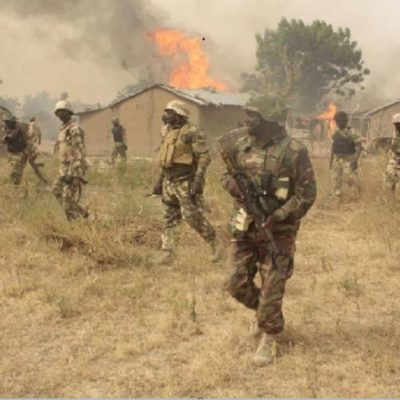 Troops destroy 2 bandits camps in Kaduna