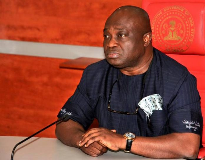 The real reason Ubani Dumped Gov. Ikpeazu