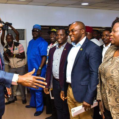 Lagos will pay above N30,000 minimum wage – Sanwo-Olu