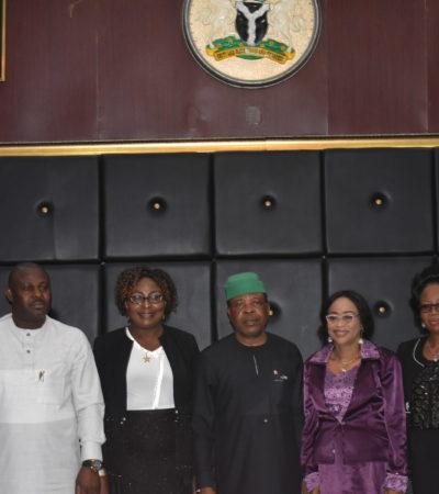 Ihedioha Swears-In New Permanent Secretaries