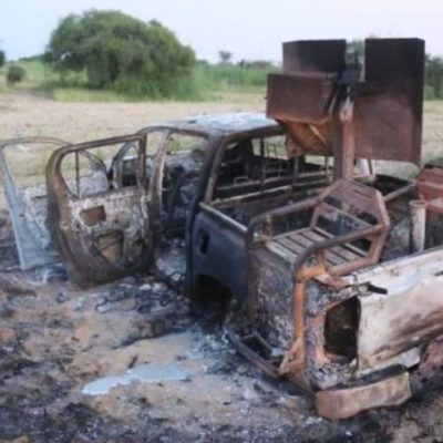 7 terrorists killed, 8 others crippled by own IEDs in Borno – Army
