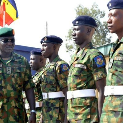 Army conducts annual administrative inspection of Div 3 units, formations