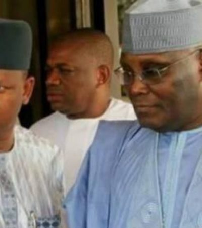 EFCC re-arraings Atiku's son-in-law