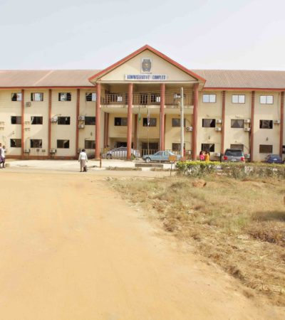 No fresh appointment has been made by Abia Poly Management- Rector