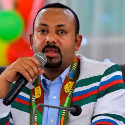 Ethiopian PM bags Nobel Peace Prize, Buhari, what legacy will you leave behind? – By Fredrick Nwabufo