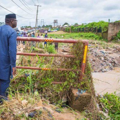 Collapse of Ureje Bridge: Nigeria has failed Ekiti State – Rights Activist