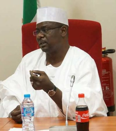 Arewa group wants Senator Ndume to take legal action over allegations of links with insurgents