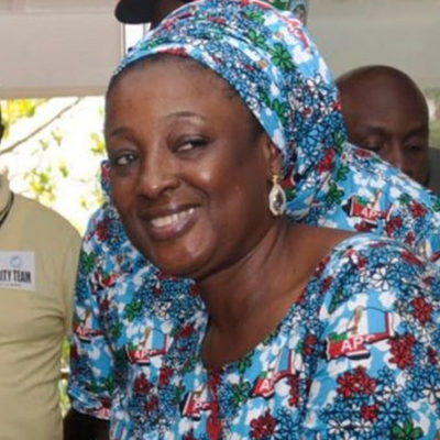 My husband, one of the best performing governors – Mrs. Obaseki