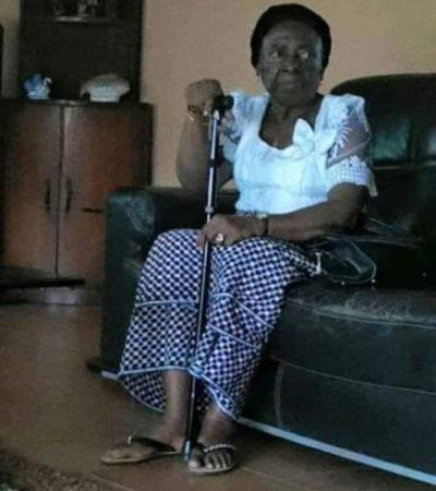 Breaking News: Mrs. Lizzy Ovueme, the wife of Zebrudaya Dies