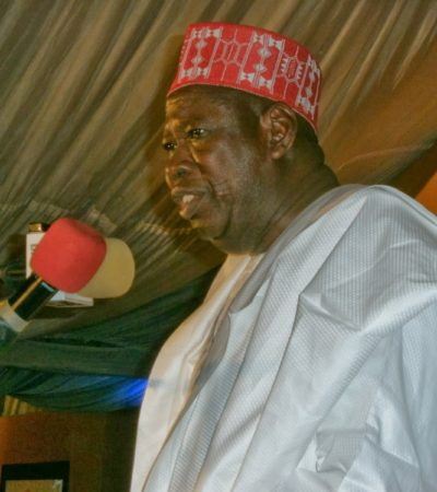 Ganduje seeks for the opening of a Chinese Consulate Office in Kano